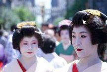 Geishas y maikos / Contenidos sobre geishas y maikos en Japón / by Japonismo