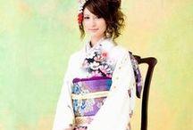 Kimono / Todo sobre el kimono en Japón. / by Japonismo