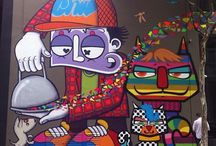 Brazilian Graffiti Art Group / Welcome to Brazilian Graffiti Art Group. We are a community dedicated to Brazilian art (anything produced by brazilian artists). Please credit the photographers if you can & happy pinning. (Please don't post photographs taken about other countries artists. Thank you.)  / by Cintia Corrales