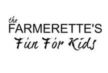 {FUN for Kids} / Ettes Fun with Kids in mind!