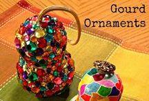 Gourd Crafts & Decoration Ideas