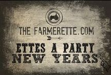 {ETTES NEW YEARS} / New Years / by The Farmerette