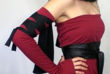 Detached Sleeve/Armwarmer Project / by Melody Recktenwald