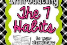7 habits / by Stacy Phillips