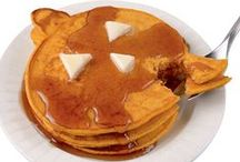 Halloween - breakfast