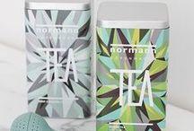 Tea Packaging / by Chloe D.-Tremblay
