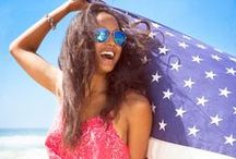 Star Spangled in So Cal / by Hollister Co.