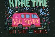 #FeedtheHippy / This board is an extention of my Twitter movement #feedthehippy which is about looking for inspiration and FEEDING that inspirational outlet in your everyday life.