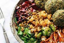 Vegan Dishes / Vegan Savory Meal Recipes