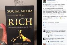 Social Media Made Me Rich - REVIEWS / See for yourself why so many valued readers are raving about the new Amazon best seller, Social Media Made Me Rich. Discover which strategies the world's highest paid Internet entrepreneurs are using to MULTIPLY their impact, influence, and monthly income.