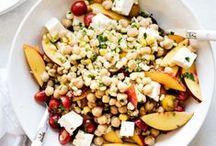 Salads / Salad Recipes and Ideas