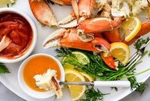 Seafood Dishes / Seafood Recipes