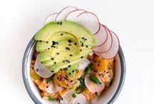 Sushi / Sushi and Sushi Inspired Recipes