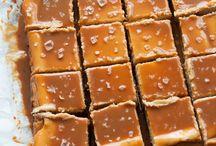 Recipes // Brownies, Blondies & Bars