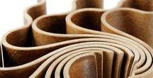 Selun | Innovation by James / Le Selun®, matériau 100% bio-sourcé composé de 60% de farine de bois et de 40% d'acétate de cellulose, est proche du bois et en a l'aspect, la chaleur et l'élégance. La thermoformabilité est l'atout principal du Selun®. Il peut être façonné en 3D par simple chauffage pour donner des formes complexes et harmonieuses.