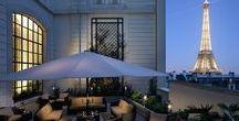 Hôtel, Hotel de Luxe Shangri-La PARIS | Made by James / Hôtel, Hotel De Luxe Shangri-La PARIS | Made by James « Une fois encore nous avons été très heureux de collaborer avec la MAISON JAMES pour un projet aussi prestigieux que le Shangri-La. Ils ont su apporter des solutions techniques à nos exigences esthétiques lors de l'élaboration des dessins de mobilier ou des détails d'agencement.» Pierre-Yves Rochon @lamaisonjames
