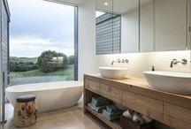 •| Salle De Bain/Bathroom |• / Sélection by James  @lamaisonjames