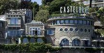 Hôtel, Hotel de Luxe Castelbrac DINAN   Made by James / Hôtel, Hotel de Luxe Castelbrac DINAN   Made by James Agencement made by La Maison James #design #deco #retails #cabinetmaker #interior #dinan