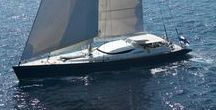 Yacht Mumu | Made by James / Yacht Mumu agencement made by James  @lamaisonjames  La Maison James #lamaisonjames #design #color #wood #yacht #agencement