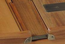 Détails, details ouvrages | Ouvrage by James / Détails, details ouvrages | Ouvrage by James Made by La Maison James @lamaisonjames #design #cabinetmaker #headoffice #paris #wood #desk #office #deco #details #lamaisonjames