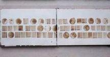 art   sketchbooks / A selection of various artists' sketchbooks.