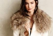 Cold Weather Chic / Cozy & beautiful coats, jackets, gloves, and scarves / by Rachel G