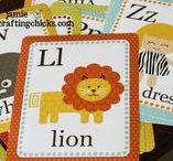 Preschool: ABC/Colors/Shapes