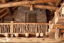 Cozy Cabin / For my future lake cabin  / by Rachel G
