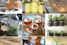 Mason & other jars
