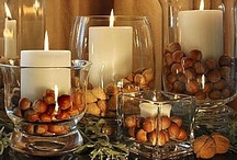 Fall Decorating / by Deeanna Cardell
