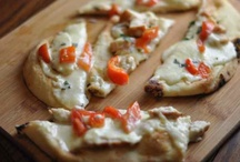 Flatbreads / by Deeanna Cardell