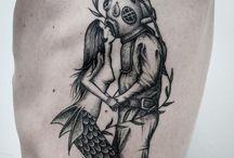 Tattoos / by Bren Westbrook