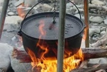 Dutch Oven Cooking / by Deeanna Cardell