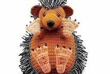 Crochet  Toys & Animals