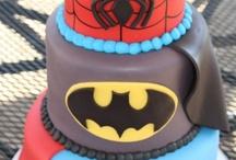 Superhero Birthday / by Stephanie Coffey