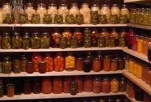 Canning/Food Storage  / by Heidi Ruckwardt