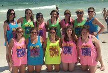 Biggest Girls Weekend Ever / Bachelorette Beach Weekend