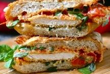 Sandwiches  / by Heidi Ruckwardt
