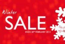 February Winter Sale!