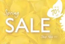 Spring Sale - Up to 70% Off!