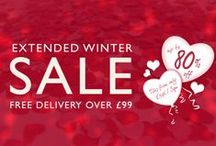 EXTENDED WINTER SALE / We' have decided to extend our January sale right through to the end of February! Look out for promotions through the month to give you that little extra saving.. with up to 80% off, if your completing any #DIY this winter you simply can't afford to miss out!