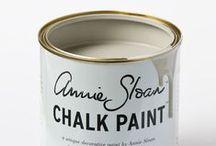 Paris Grey by Annie Sloan / Paris Grey paint projects #dovetails #dovetailsvintage #anniesloan #shabbychic  #paintproject #paint #paintedfurniture #upcycle #unfolded