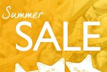 Summer Sale 2014 - Up to 70% Off / Our Summer Sale at Walls and Floors includes great discounts on both new and classic collections, with tiles from as little as £3.95/sqm and samples from only 10p each - Don't miss out!