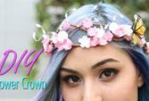 Sewing - Flower Crowns, Halos & Bridal Sashes