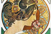 Art Nouveau / by Lori Mediate