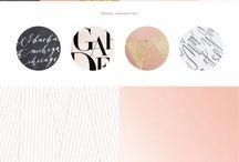 Branding/Web Design / by Jihan Cerda