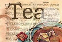 Teapots & Tea Sets.....☕️ / Porcelain/ Silver/ Glass / by Karen S