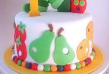 Jada's bday party - Very hungry caterpillar / by Yajaira Franco-Casacuberta