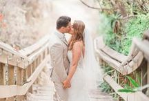 BEACH WEDDING / Private Estate Beach Wedding in San Clemente