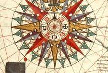 Folk Art - Nautical, Scrimshaw, Paper